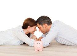 Konto mit Guthabenzinsen
