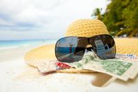 Mit der Kreditkarte im Urlaub Geld abheben